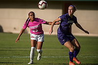 STANFORD, CA - OCTOBER 12: Kiki Pickett #23 of the Stanford Cardinal during a game between the Stanford Cardinal and Washington Huskies women's soccer teams at Cagan Stadium on October 6, 2019 in Stanford, California. during a game between University of Washington and Stanford Soccer W at Laird Q. Cagan Stadium on October 12, 2019 in Stanford, California.