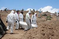 Funeral por Covid en TIJUANA