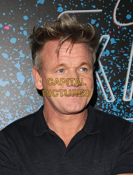 WEST HOLLYWOOD, CA - AUGUST 7: Gordon Ramsay, at the Carpool Karaoke: The Series on Apple Music Launch Party at Chateau Marmont in West Hollywood, California on August 7, 2017. <br /> CAP/MPI/FS<br /> &copy;FS/MPI/Capital Pictures
