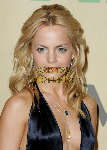 "MENA SUVARI.Attend ""A Family Affair: Women in Film celebrates The Paltrow Family"" 2004 Crystal & Lucy Awards held at The Westin Century Plaza Hotel in Century City, California.June 18, 2004.headshot, portrait, plunging necline, necklaces, jewellery.www.capitalpictures.com.sales@capitalpictures.com.©Debbie VanStory/Capital Pictures.."