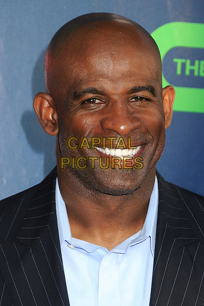 17 July 2014 - West Hollywood, California - Deion Sanders. CBS, CW, Showtime Summer Press Tour 2014 held at The Pacific Design Center. <br /> CAP/ADM/BP<br /> &copy;Byron Purvis/AdMedia/Capital Pictures