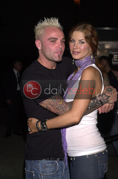 Shifty Shellshock of Crazy Town and date