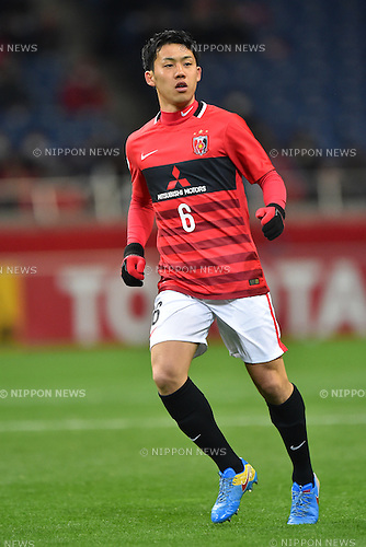 Wataru Endo (Reds),<br /> FEBRUARY 24, 2016 - Football / Soccer :<br /> AFC Champions League Group H match between Urawa Red Diamonds 2-0 Sydney FC at Saitama Stadium 2002 in Saitama, Japan. (Photo by AFLO)