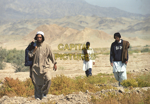 RIZ AHMED, FARHAD HARUN & ARFAN USMAN.in The Road to Guantanamo.*Editorial Use Only*.www.capitalpictures.com.sales@capitalpictures.com.Supplied by Capital Pictures.