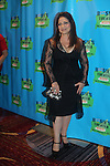 """Gloria Estefan honored - 2016 Rosie O'Donnell Theatre Kids """"We're Rehearsing for Life"""" attended by 2 of Rosie's kids Parker and Blake at the Marriott Marquis New York on September 28. 2016 in New York City. It honored Gloria Estefan accompanied by her husband Emilio for On Your Feet presented at the Marriott Marquis and the gala was at the Marriott ALSO. (Photo by Sue Coflin/Max Photos)"""