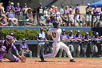 Berkeley, CA - May 20, 2017:  Cal baseball defeats TCU 8-3 in the home finale and Senior Day at Evans Diamond.
