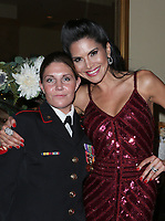 LOS ANGELES, CA - NOVEMBER 9:  Megan Leavey, Joyce Giraud, at the 2nd Annual Vanderpump Dog Foundation Gala at the Taglyan Cultural Complex in Los Angeles, California on November 9, 2017. Credit: November 9, 2017. <br /> CAP/MPI/FS<br /> &copy;FS/MPI/Capital Pictures