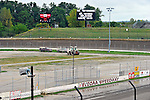 Sep 8, 2011; 3:10:56 PM; Rossburg, OH., USA; The 41st annual running of the World 100 Dirt Late Models racing for the Globe trophy at the Eldora Speedway.  Mandatory Credit: (thesportswire.net)