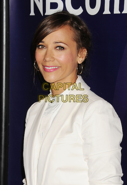 BEVERLY HILLS, CA- JULY 13: Actress Rashida Jones attends the 2014 Television Critics Association Summer Press Tour - NBCUniversal - Day 1 held at the Beverly Hilton Hotel on July 13, 2014 in Beverly Hills, California.<br /> CAP/ROT/TM<br /> &copy;Tony Michaels/Roth Stock/Capital Pictures