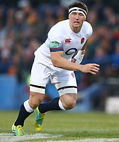 Tom Curry of England during the 2018 Castle Lager Incoming Series 2nd Test match between South Africa and England at the Toyota Stadium.Bloemfontein,South Africa. 16,06,2018 Photo by Steve Haag / stevehaagsports.com