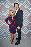 WEST HOLLYWOOD, CA - AUGUST 8: Rachael Harris, Christian Hebel, at 2017 Summer TCA Tour - Fox at Soho House in West Hollywood, California on August 8, 2017. <br /> CAP/MPI/FS<br /> &copy;FS/MPI/Capital Pictures