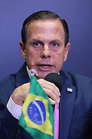 São Paulo (SP), 30/07/2019 - Politica / Governo / São Paulo - João Doria, Governador de São Paulo, reúne-se com o Ministro da Europa e dos Negócios Estrangeiros da França, Jean Yves Le Drian, nesta terça-feira, 30. (Foto: Charles Sholl/Brazil Photo Press/Agencia O Globo) Política
