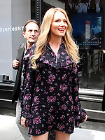 NEW YORK, NY - MARCH 30:  Singer-songwriter Jewel spotted leaving 'AOL Build' where she talked about her starring role in the Hallmark television series, 'Concrete Evidence: A Fixer Upper Mystery' iin New York, New York on March 30, 2017.  Photo Credit: Rainmaker Photo/MediaPunch