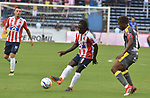 Independiente Medellín venció 0-1 a Junior. Partido de ida cuartos de final Liga Águila I-2018.