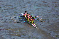 Crew: 58  LDR (F)  Leander Club (T Eilers)  4x- Jun Champ<br /> <br /> Fours Head of the River 2018<br /> <br /> To purchase this photo, or to see pricing information for Prints and Downloads, click the blue 'Add to Cart' button at the top-right of the page.