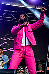 Khalid rocks the Franklin Mountain Stage at Day Two the Neon Desert Music Festival, May 28, 2017 El Paso Texas