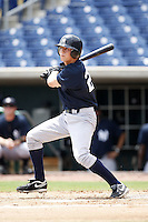 July 10, 2009:  Right Fielder Judsan Golsan of the GCL Yankees during a game at Bright House Networks Field in Clearwater, FL.  The GCL Yankees are the Gulf Coast Rookie League affiliate of the New York Yankees.  Photo By Mike Janes/Four Seam Images