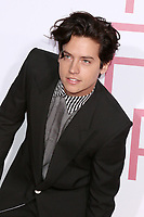 """LOS ANGELES - MAR 7:  Cole Sprouse at the """"Five Feet Apart"""" Premiere at the Bruin Theater on March 7, 2019 in Westwood, CA"""