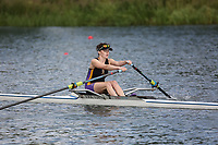 Race: 126: W Tier2 1x  Final<br /> <br /> Peterborough Summer Regatta 2017 - Saturday<br /> <br /> To purchase this photo, or to see pricing information for Prints and Downloads, click the blue 'Add to Cart' button at the top-right of the page.