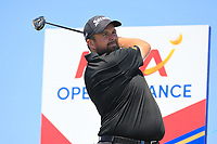 Shane Lowry (IRL) on the 3rd tee during Round 1 of the HNA Open De France at Le Golf National in Saint-Quentin-En-Yvelines, Paris, France on Thursday 28th June 2018.<br /> Picture:  Thos Caffrey | Golffile