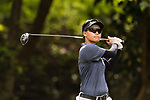 Golfer Wanchana Poruangrong of Thailand during the 2017 Hong Kong Ladies Open on June 10, 2017 in Hong Kong, China. Photo by Marcio Rodrigo Machado / Power Sport Images