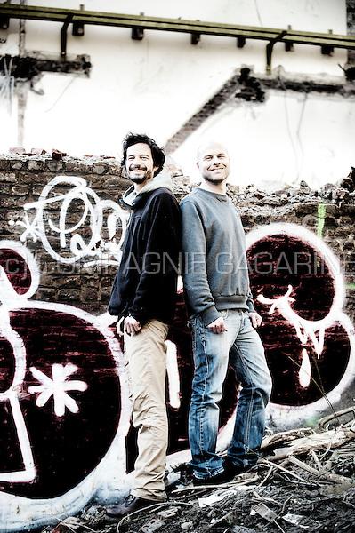 Independant researchers Pablo Servigne and Raphael Stevens (Belgium, 16/02/2016)