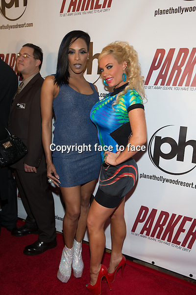 LAS VEGAS, NV - January 24 : Cheazza and Coco Austin pictured at Parker movie Premiere at Planet Hollywood Resort in Las Vegas, Nevada on January 24, 2013. / MediaPunch Inc...Credit: MediaPunch/face to face..- Germany, Austria, Switzerland, Eastern Europe, Australia, UK, USA, Taiwan, Singapore, China, Malaysia and Thailand rights only -