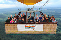 20160320 March 20 Hot Air Balloon Gold Coast