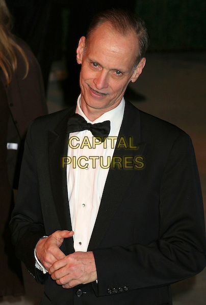 JOHN WATERS.2006 Vanity Fair Oscar Party held at Morton's, West Hollywood, California, USA, 05 March 2006..oscars half length .Ref: ADM/RE.www.capitalpictures.com.sales@capitalpictures.com.©Russ Elliot/AdMedia/Capital Pictures.