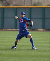 Yu Darvish - Chicago Cubs 2018 spring training (Bill Mitchell)