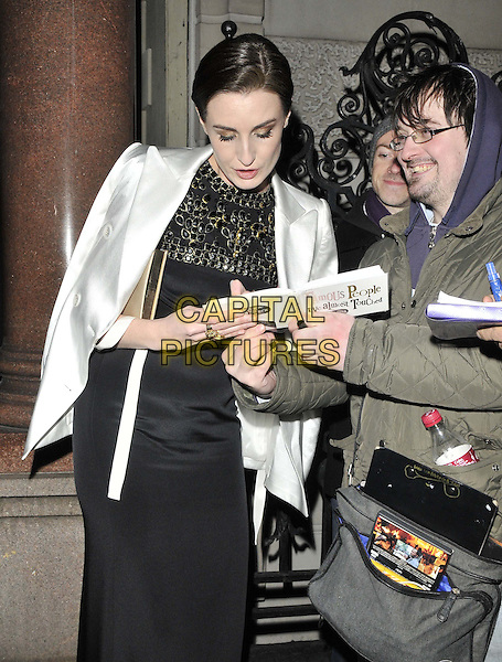LONDON, ENGLAND - FEBRUARY 04: Erin O'Connor attends the InStyle Best of British Talent party to celebrate the EE BAFTA Film Awards later this month, Dartmouth House, Charles St., on Tuesday February 04, 2014 in London, England, UK.<br /> CAP/CAN<br /> &copy;Can Nguyen/Capital Pictures
