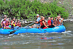 7/10/14 pm Colorado River Guides Upper Colorado River - Rancho Del Rio to Two Bridges