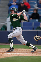 March 2, 2010:  Third Baseman Daniel Rockhold of the South Florida Bulls during a game at Legends Field in Tampa, FL.  Photo By Mike Janes/Four Seam Images