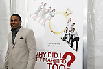 Lamman Rucker - AMC & ATWTstars in and attends the premiere of Tyler Perry's Why Did I Get Married Too? on March 22, 2010 at the School Of Visual Ats Theater, New York City, NY. (Photos by Sue Coflin/Max Photos)