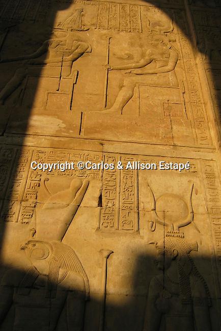 Hieroglyphs, Egypt