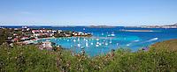 Cruz Bay Harbor<br /> St. John<br /> U.S. Virgin Islands