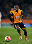Sone Aluko of Hull City - English FA Cup - Hull City vs Arsenal - The KC Stadium - Hull - England - 8th March 2016 - Picture Simon Bellis/Sportimage