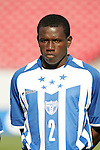 13 March 2008: Quiarol Arzu (HON) (2). The Honduras U-23 Men's National Team defeated the Cuba U-23 Men's National Team 2-0 at Raymond James Stadium in Tampa, FL in a Group A game during the 2008 CONCACAF's Men's Olympic Qualifying Tournament.