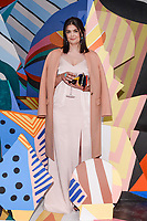 NEW YORK CITY - APRIL 20: Samantha Colley attends the National Geographic GENIUS: PICASSO Tribeca Film Festival after party at The Genius Studio, 100 Avenue of the Americas, in New York City on April 20, 2018 in New York City.  The Genius: Studio is an interactive installation designed to inspire people to create their own masterpieces. (Photo by Anthony Behar/National Geographic/PictureGroup)