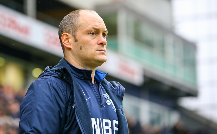 Preston North End manager Alex Neil<br /> <br /> Photographer Alex Dodd/CameraSport<br /> <br /> The Emirates FA Cup Third Round - Preston North End v Doncaster Rovers - Sunday 6th January 2019 - Deepdale Stadium - Preston<br />  <br /> World Copyright &copy; 2019 CameraSport. All rights reserved. 43 Linden Ave. Countesthorpe. Leicester. England. LE8 5PG - Tel: +44 (0) 116 277 4147 - admin@camerasport.com - www.camerasport.com
