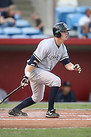August 13, 2008: Seth Fortenberry (13) of the Tampa Yankees at Ed Smith Stadium in Sarasota, FL. Photo by: Chris Proctor/Four Seam Images