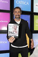 SAO PAULO, SP, 04.08.2018 - BIENAL-LIVRO-SP - Marcos Mion, autor do livro 'Pai de Menina', durante a 25ª Bienal Internacional do Livro de São Paulo no Anhembi na região norte de São Paulo, neste sábado 04. (Foto: Felipe Ramos / Brazil Photo Press)