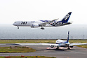 ANA's 787 Dreamliner Japan