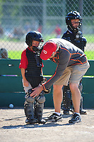 PNLL AA Reds Photo Day 2015. (Photo by AGP Photography)