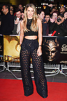 "Vogue Williams<br /> at the ""Game of Thrones Hardhome"" gala screening, Empire, Leicester Square London<br /> <br /> <br /> ©Ash Knotek  D3098 12/03/2016"