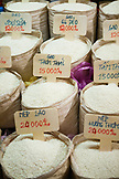 VIETNAM, Saigon, Ben Thanh Market, varieties of rice for sale, Ho Chi Minh City