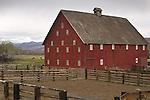 Old barn, near John Day, Oregon
