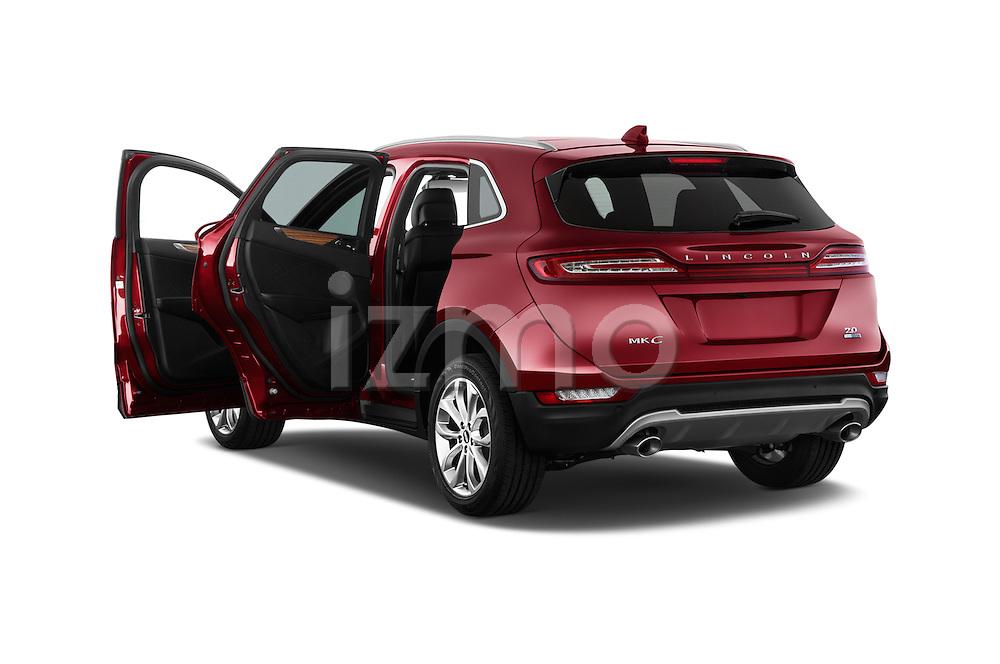 Car images of a 2015 Lincoln MKC FWD 5 Door SUV Doors
