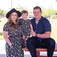 IW Loves Moms like Amanda Weeks, wife of Houston Texans long snapper Jon Weeks.