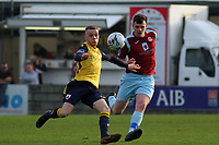 Airtricity Div 1: Cobh Ramblers 0 - 0 Longford Town : 20th April 19